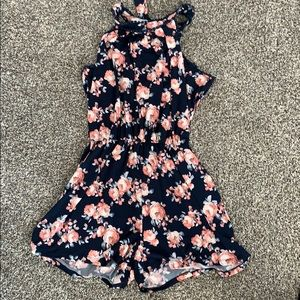 Maurices floral romper